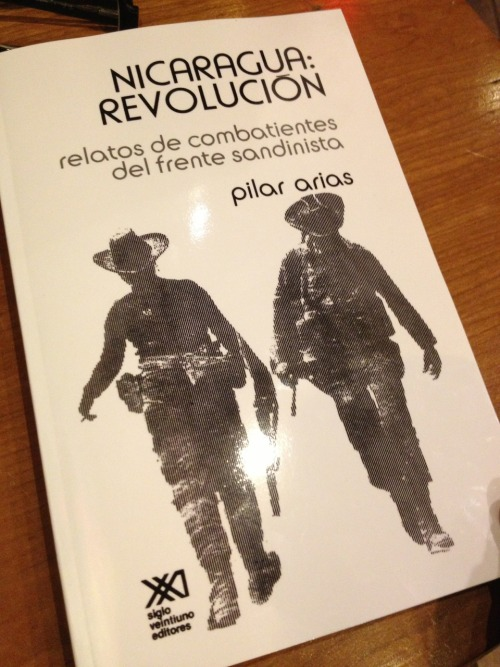 Because what I really needed were more books on the Nicaraguan Revolution.