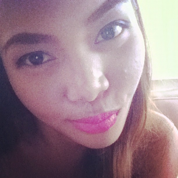 BAKLA AKO. :))) #gay #makeup #kilay