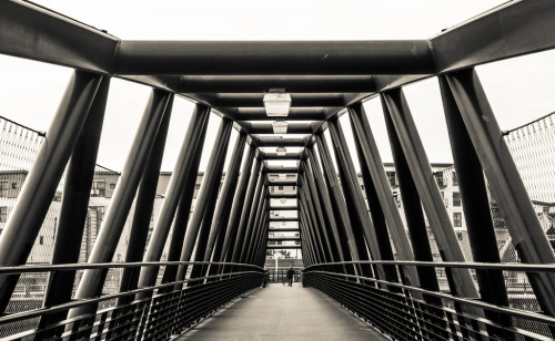 Trafalgar Bridge , Swansea SA1 (by Eiona. R.)