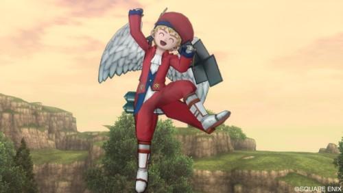 トリコロール天使