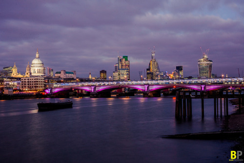Night Falls On The City on Flickr.