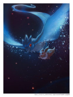 pokemonfourever:  -In My Dreams- by ~Delano-Laramie