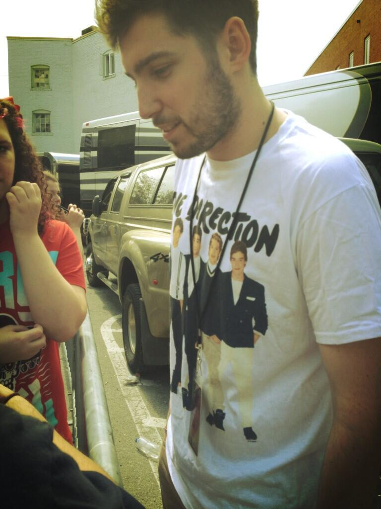 baileysuddeth:  Josh Franceschi meeting fans in Atlanta 4/18/13