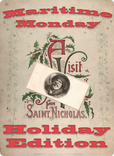 Maritime Monday for December 24th, 2012:May Saint Nicholas Hold the Tiller