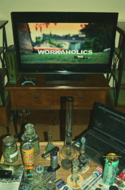 incredible-kush:  workaholics & weed is all I need