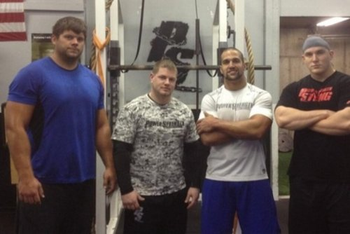 The Raiders' Jared Veldheer might be the biggest human being alive. http://sbn.to/WTTsCw via @silverandblackp