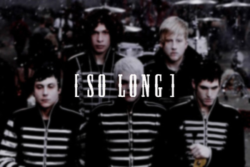 semi-slaughtomatic:  My Chemical Romance | (2001-2013)