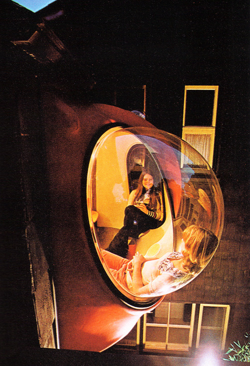 superseventies:  Ant Farm, Window Structures, 1975  THAT'S SO COOL.