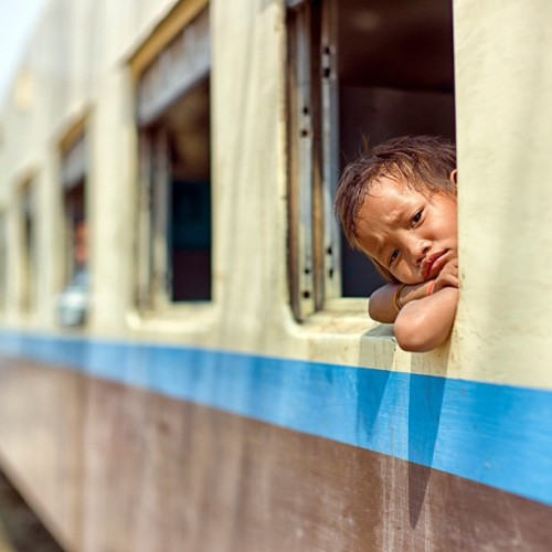 point95:  Slow train to Kalaw