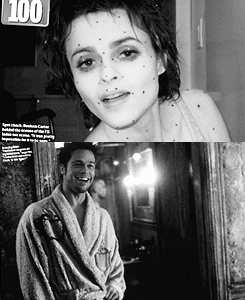 hermione:  Fight Club behind the scenes