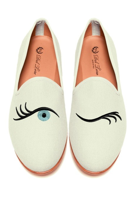 wgsn:  These Del Toro loafers are really winking at me!