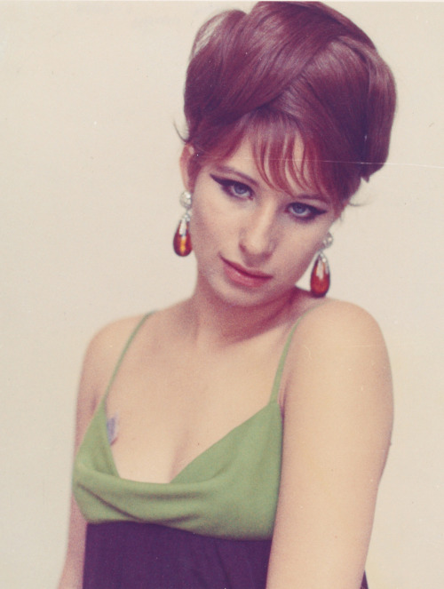 retrogirly:  Barbara Streisand
