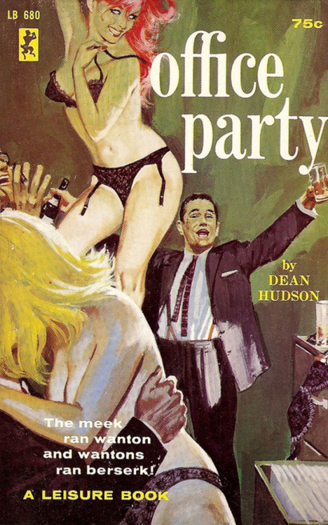Office Party by Dean Hudson… looks like my office come 5o'clock… yeah right.