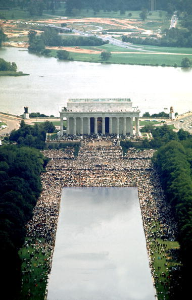 I Have A Dream - Washington, 1963.
