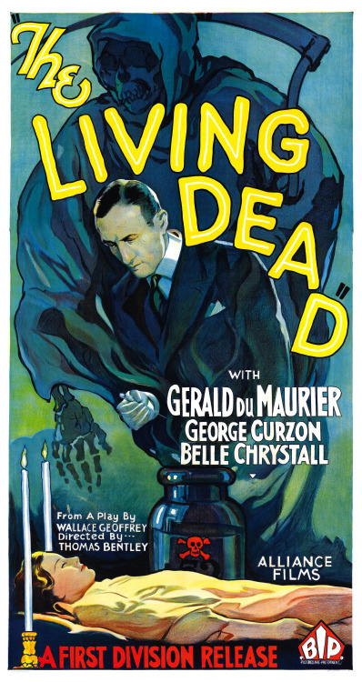 vintagemarlene: the living dead, 1934 (via wrongsideoftheart.com)