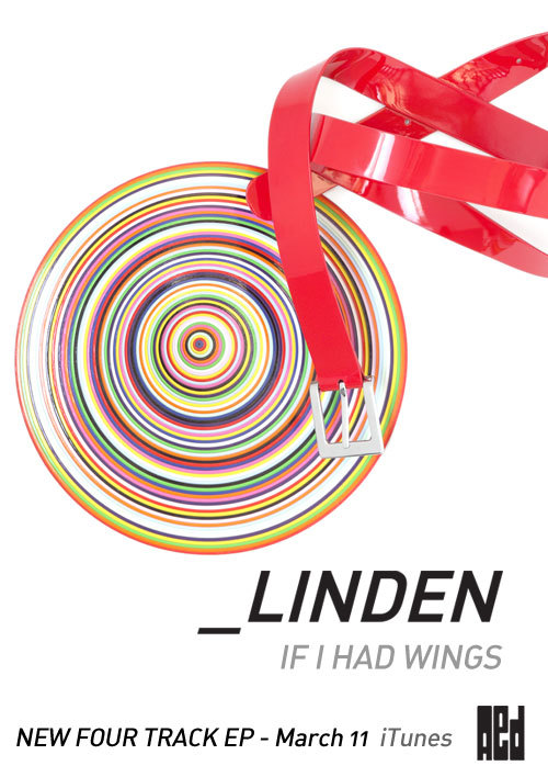 "If I Had Wings is the forthcoming four track EP from Linden released on Edwyn Collin's own AED Records and is the first single to be taken from the critically acclaimed album Bleached Highlights. The title track, which Joe describes as his ""crossover track"" - the place where loss and happiness meet, has already been playlisted on BBC Radio Scotland, is further supplemented by two new songs and the original demo of Written from Bleached Highlights.   <3Felt is a dreamy, jingle jangle of a song and My Beating Heart is from a soundtrack Joe has written for forthcoming film ""The Corkscrew Road"" (a version of the song has also been used by visual artists Iain Forsyth & Jane Pollard to soundtrack their short film ""FIrst Kiss""). The final track is the original demo of album track Written which was recorded at Joe's home in Argyll and mixed by his friend and producer Sace.   Linden will be performing during April on selected dates with their glorious leader, Edwyn Collins and also at Jim Lambies The Poetry Club in Glasgow to celebrate the release of the If I Had Wings EP."