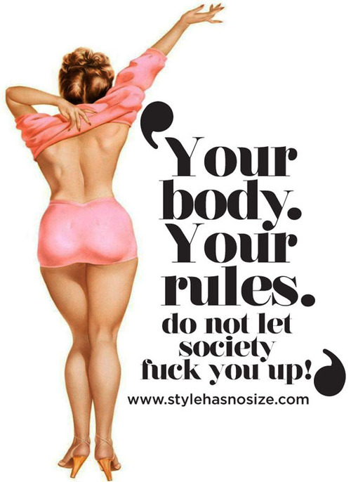 fuckyeahfeminists:  your body, your rules