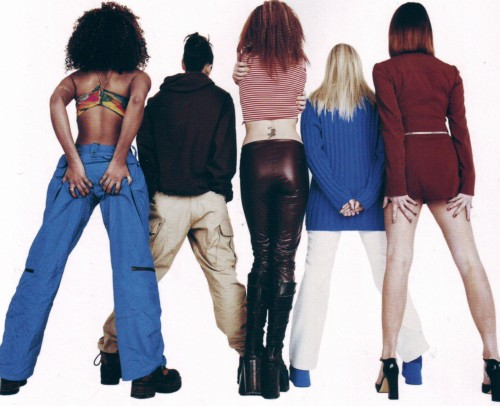 aaron-symons:  Viva Forever Spice Girls! Photograph from The Hunger Spring Summer 2013