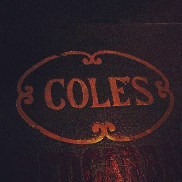 such a fun night! #happybirthday (at Cole's)