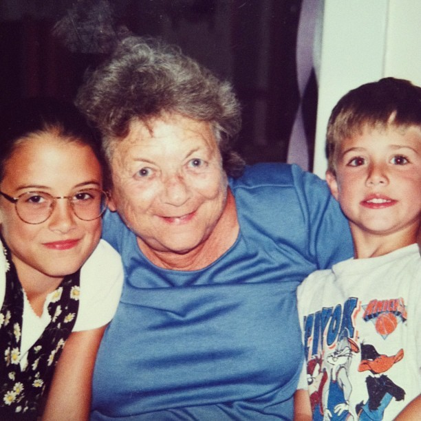 our aunt terry who we love very much #tbt @howardmm191