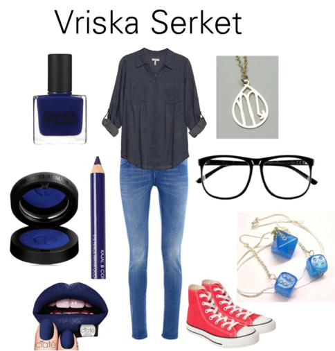 A set inspired by Vriska Serket