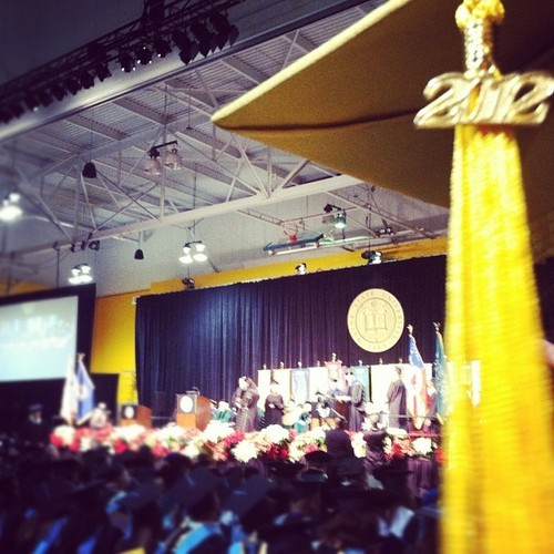 Congrats grads!  (at Wayne State University)