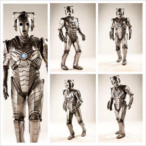 ashleyrwhovian:  The new cybermen