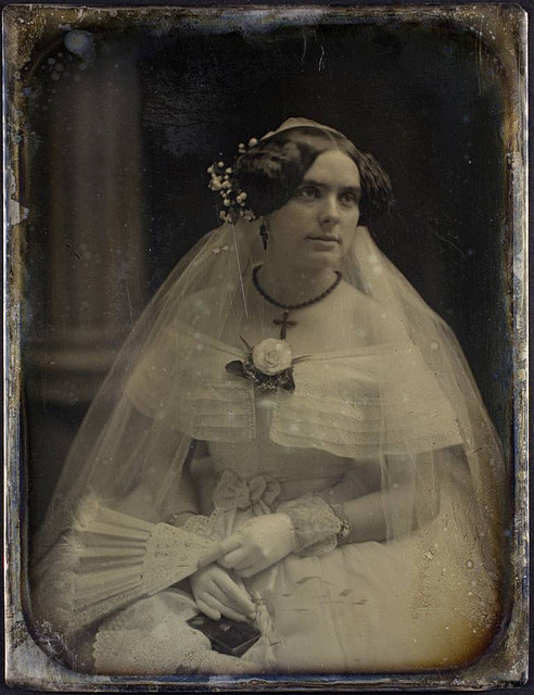 Unidentified Bride by George Eastman House on Flickr.
