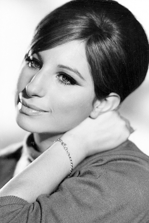 Barbra Streisand in 1967.