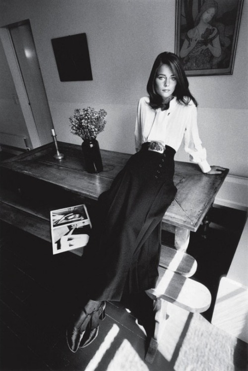 theimpossiblecool:  Rampling.
