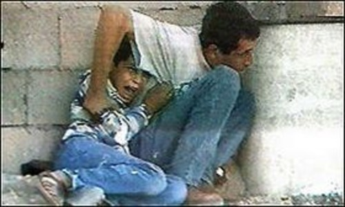 Mohammad Al Durrah (September 30th, 2000) Never Forget. Never Forgive.