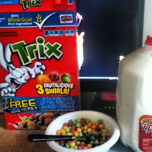Breakfast lol