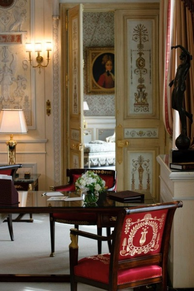 thefullerview:  (via Impérial Suite, the Ritz Hotel, 15 Place … | i n t e r i o r s)