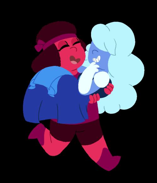 Ruby and sapphire su tumblr - Ruby and sapphire su ...