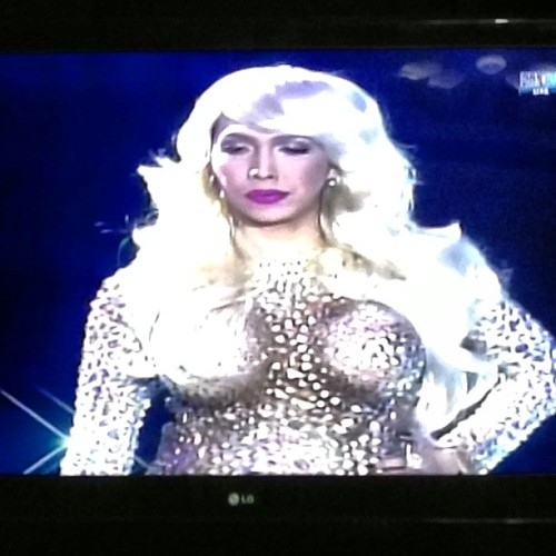 iViceGanda 🎉💋😁@praybeytbenjamin #payperview #may2013 #instafun #happiness