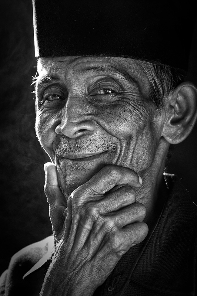 Photo of the Day: A Smile Photo by: Victor Setianto (Payakumbuh, Indonesia); West Java, Indonesia