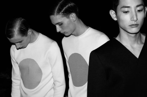 haupium:  J.W. Anderson AW13, Backstage ph  Mark Rabadán