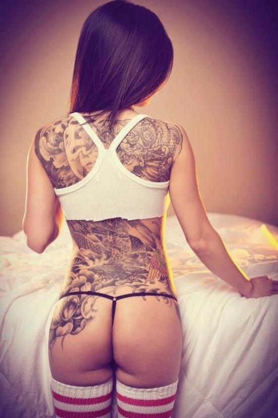 Small dragon tattoos