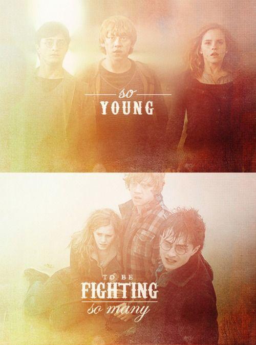 Harry Potter. / We Heart It