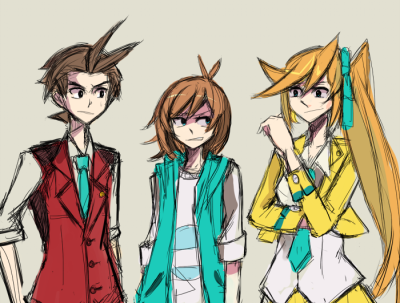 kizuki-kokone:  Phoenix, Apollo, Athena, Trucy. Seriously where did Trucy come from, you're ruining this Greek mythology name circle.  I'll be more surprised if Cykes is not another long lost sibling at this point.