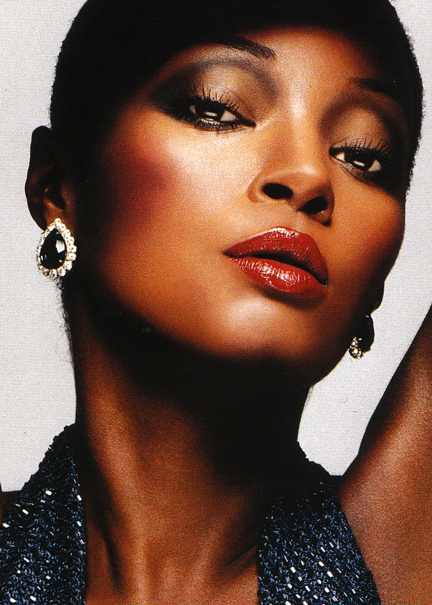 howtobeafuckinglady:  Black models who aren't Naomi Campbell: Kiara Kabukuru