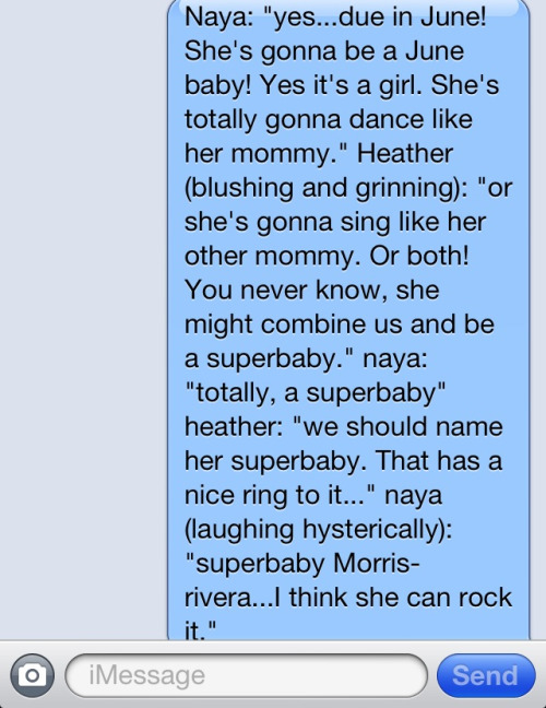 this is what would happen if HeYa were interviewed and expecting a baby together