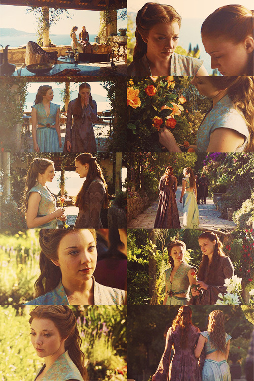 awhoreslies:  margaery tyrell capspam - the bear and the maiden fair  Some women like tall men. Some like short men. Some like hairy men. Some like bald men. Gentle men, rough men, ugly men, pretty men, pretty girls. Most women don't know what they like until they've tried it.