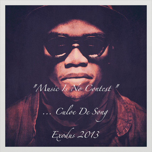 "Culoe De Song's Upcoming Album ""Exodus"""