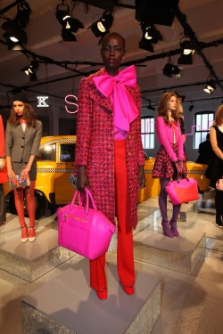 Kate Spade New York Fall 2013 - Image via WWD