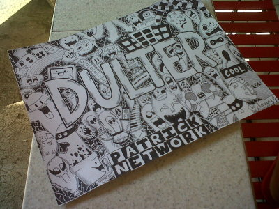 Awww! Im not good at making doodle! :(((