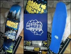 Deck of the Day | Shut | Assault Vehicle