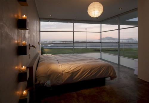 kinda cool, the view is nice, id prolly end up burning the the bed tho