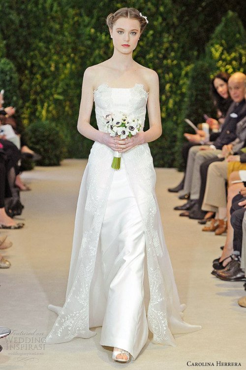 http://www.weddinginspirasi.com/2013/04/25/carolina-herrera-bridal-spring-2014-wedding-dresses/3/