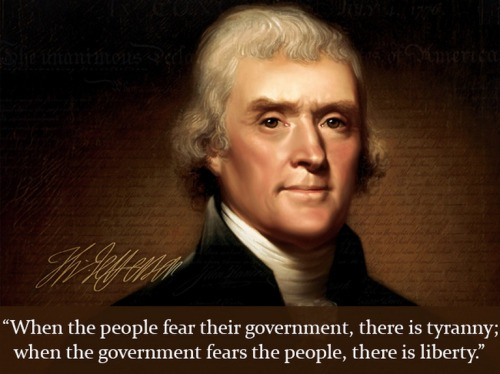 Thomas Jefferson (1743-1826): An American Founding Father, principle author of the Declaration of Independence, and 3rd President of U.S.A.